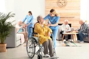 Hausbesuche Ergotherapie in Northeim