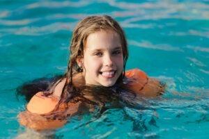 Probleme beim Schwimmen lernen