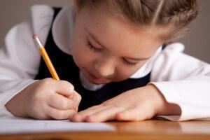 Hilfe bei Schreibschwierigkeiten