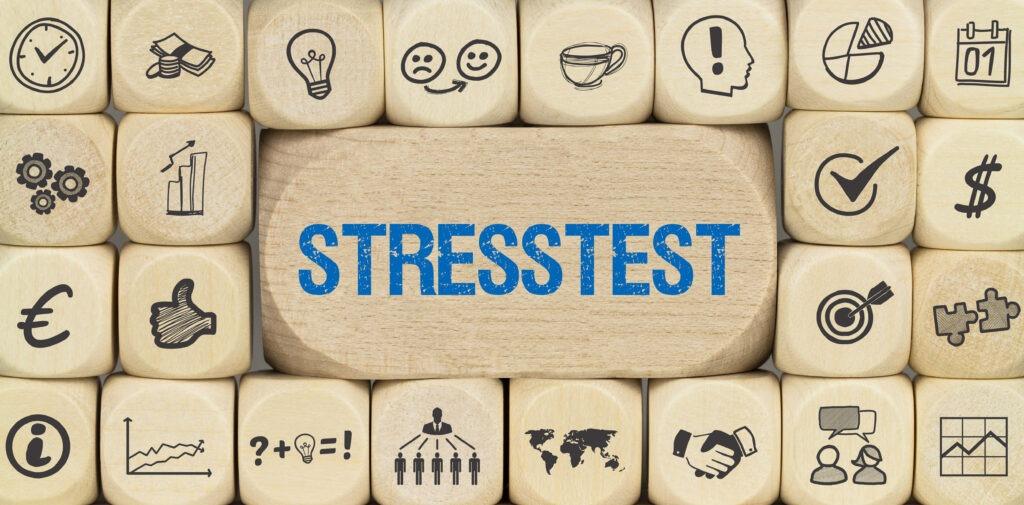 Stresstest und Stressmessung